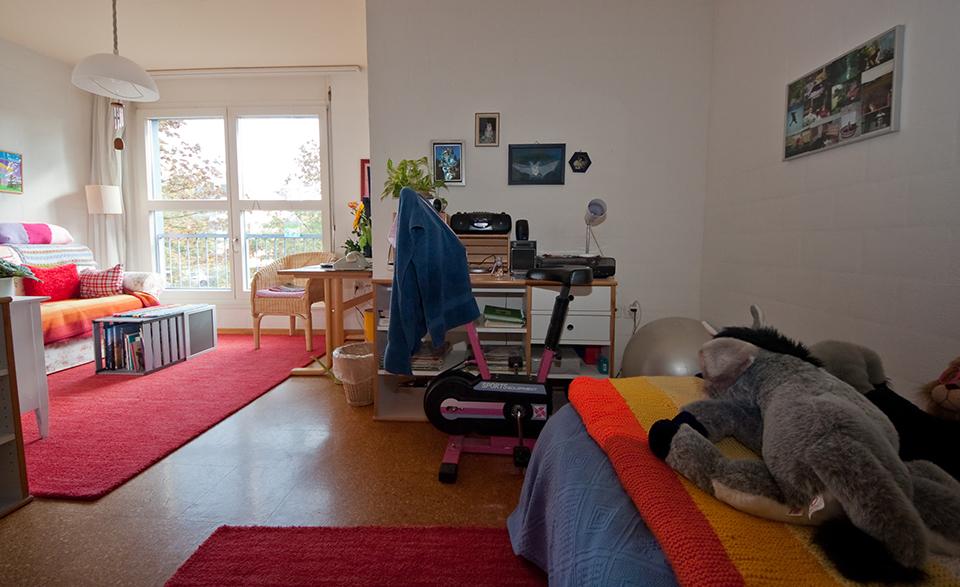 Freie Zimmer im Wohnheim Acherli