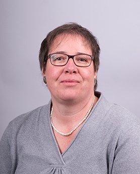 Barbara Hofmann, Leiterin Hauswirtschaft
