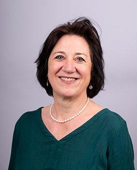 Susann Tamimount, Leiterin Haus B