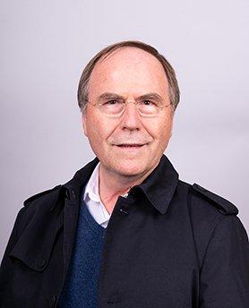 Dr. med. Peter Näf, Vizepräsident